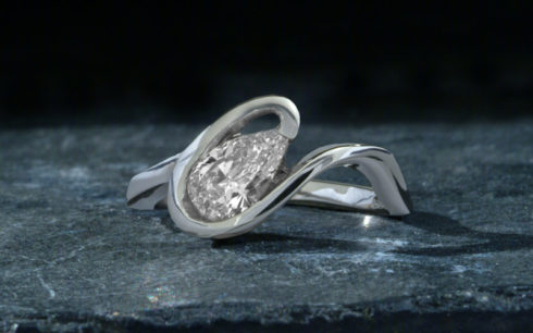 'Unity' Engagement Ring